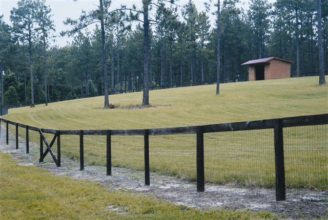 North Carolina Wood Corral Horse Fencing General Timber